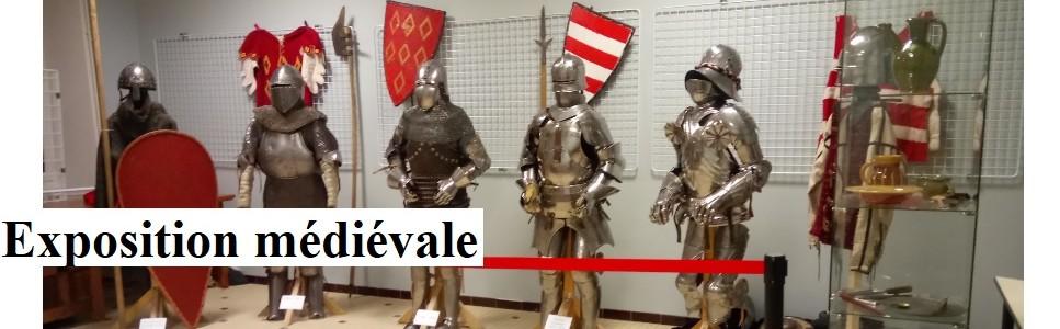 exposition médiévale
