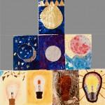 Projet lumière Arts Plastiques collège Bain-de-Bretagne 6ème (10)