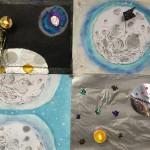 Projet lumière Arts Plastiques collège Bain-de-Bretagne 6ème (34)