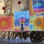 Projet lumière Arts Plastiques collège Bain-de-Bretagne 6ème (43)