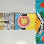 Projet lumière Arts Plastiques collège Bain-de-Bretagne 6ème (46)
