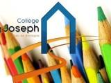 Logo Collège Saint Joseph crayons
