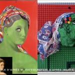 Parodie des oeuvres d'arts collège Saint-Joseph Bain-de-Bretagne (1)