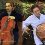 Parodie des oeuvres d'arts collège Saint-Joseph Bain-de-Bretagne (10)