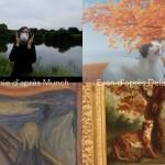 Parodie des oeuvres d'arts collège Saint-Joseph Bain-de-Bretagne (11)