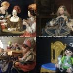 Parodie des oeuvres d'arts collège Saint-Joseph Bain-de-Bretagne (13)