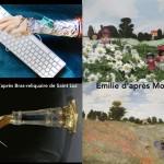 Parodie des oeuvres d'arts collège Saint-Joseph Bain-de-Bretagne (14)