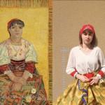 Parodie des oeuvres d'arts collège Saint-Joseph Bain-de-Bretagne (23)