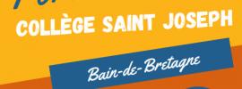 affiche portes ouvertes Bain-de-Bretagne