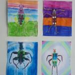 Travaux sur les insectes (6)