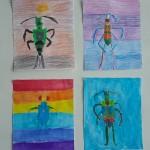 Travaux sur les insectes (9)