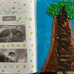 Les arbres arts plastiques collège Saint Joseph Bain-de-Bretagne (2)
