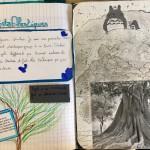 Les arbres arts plastiques collège Saint Joseph Bain-de-Bretagne (26)