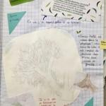 Les arbres arts plastiques collège Saint Joseph Bain-de-Bretagne (30)