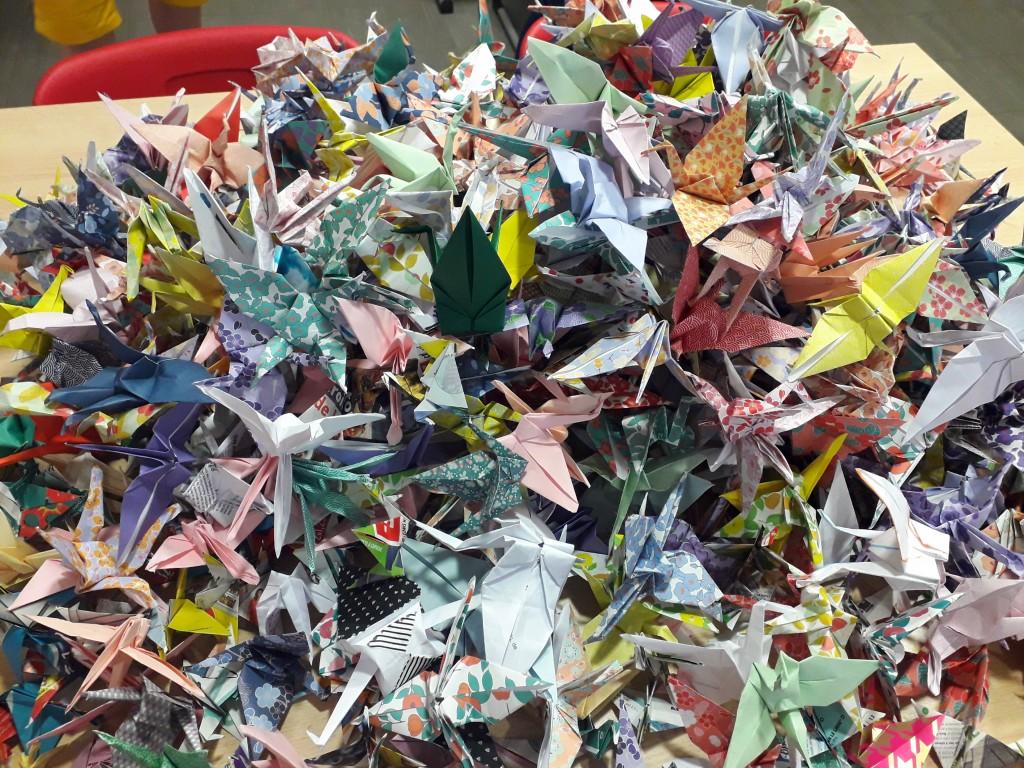 Origami pour la Paix (4)