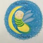 Projet Logo association Les petites lucioles - collège Bain-de-Bretagne (37)