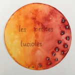 Projet Logo association Les petites lucioles - collège Bain-de-Bretagne (38)