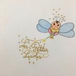 Projet Logo association Les petites lucioles - collège Bain-de-Bretagne (41)