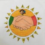 Projet Logo association Les petites lucioles - collège Bain-de-Bretagne (42)
