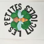 Projet Logo association Les petites lucioles - collège Bain-de-Bretagne (51)