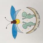 Projet Logo association Les petites lucioles - collège Bain-de-Bretagne (52)